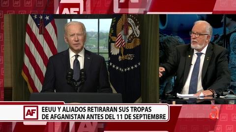 Es hora de poner fin a la guerra más larga de EE.UU.: Biden anuncia la retirada de las tropas estadounidenses de Afganistán