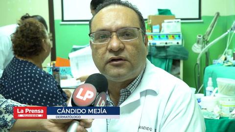 Hasta 30 casos de cáncer de piel detectan en la semana