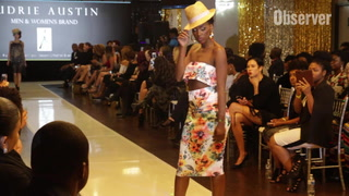Behind the Scenes at Runway Dallas Fashion Show