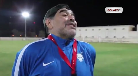 Maradona atiza a Cristiano Ronaldo: