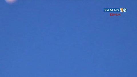Pilotların vurulması kamerada: 'Atma, esir geliyor esir'