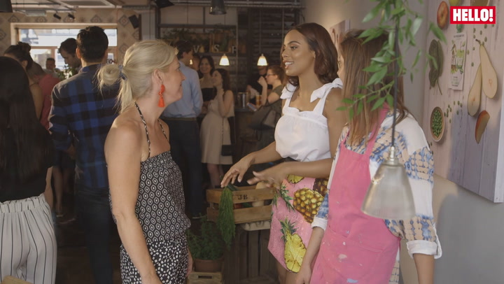 Rochelle Humes Talks Weaning Her Daughters And The Pressures Of Motherhood With My First Savse
