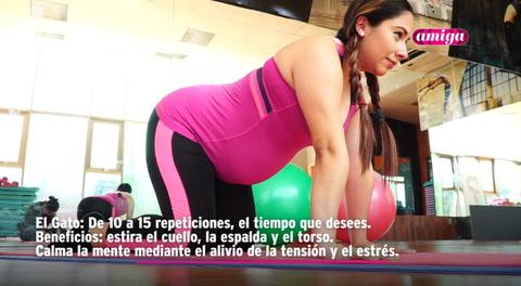 5 Rutinas De Yoga Para Embarazadas