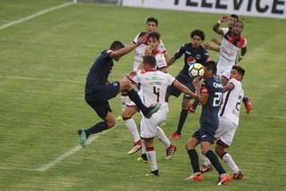 ¡Alajuelense vence en penales a Motagua en amistoso!