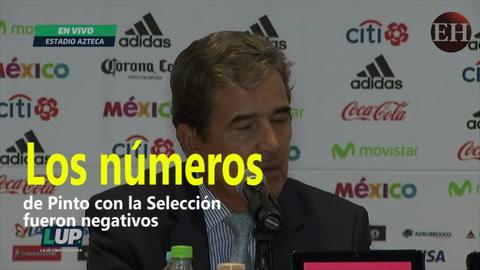 Jorge Luis Pinto le dice adiós a la Selección de Honduras
