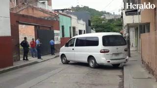 Abogado hondureño sufre atentado criminal en la capital