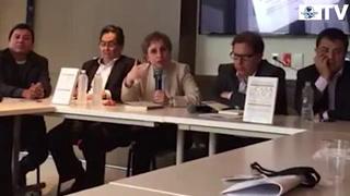 Denuncia MVS a Carmen Aristegui por daño moral