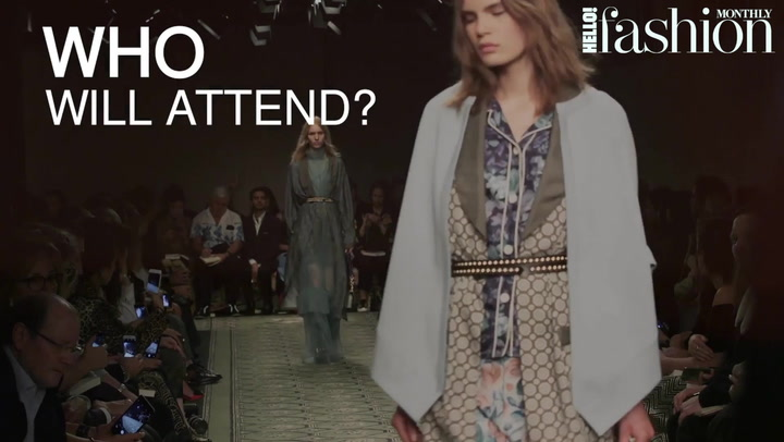 London Fashion Week: Where to spot your favourite celebrities