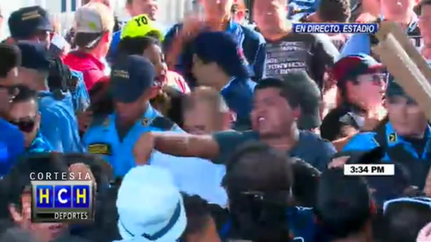 CAOS en el Nacional de Tegucigalpa previo a final del fútbol hondureño