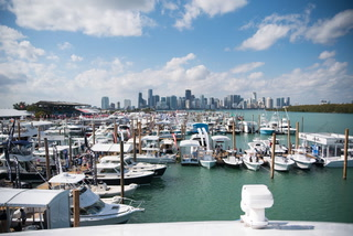 How a Boat Show Is Revitalizing Miami's Historic Marine Stadium