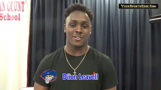 Diion Leavell Signs With Kentucky Wesleyan
