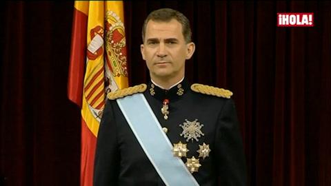 En vídeo: Así ha sido el primer año de reinado de Felipe VI