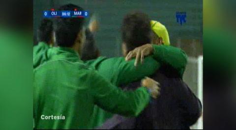 Olimpia 0 - 1 Marathón (Liga Nacional 2017)