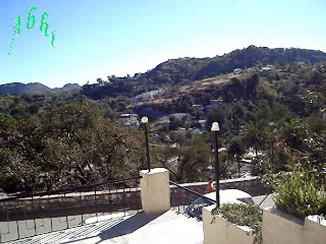 Mount Abu Videos-view from hotel