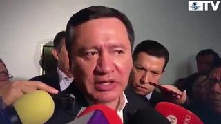 Osorio Chong pide tener fe en PGR en caso Duarte