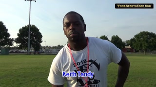 Buc's Tandy Gives Back With Local Camp