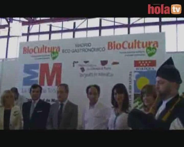 Productos ecológicos en la Feria Biolcultura 2010