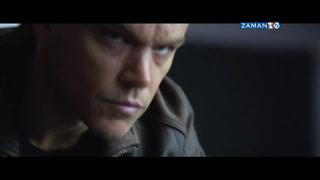 Bourne serisinin yeni filmi 'Jason Bourne'un fragmanı yayınlandı