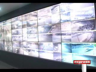 کراچی : عاشورہ کے مرکزی جلوس کی کڑی نگرانی