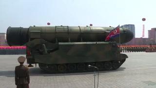 Corea del Norte lanza misil fallido mientras EEUU sube presión