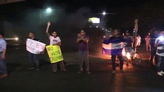 Al menos cuatro muertos en una protesta por la reforma de la Seguridad Social en Nicaragua