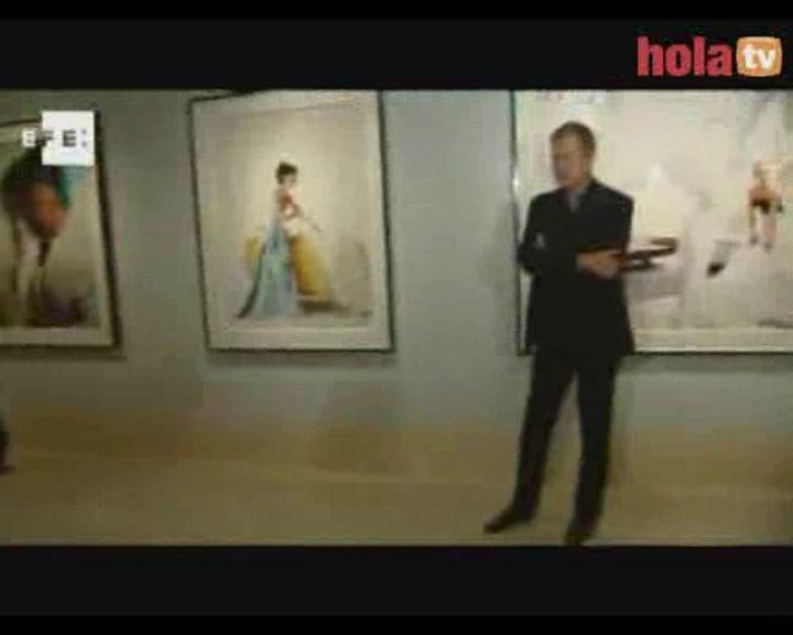 El Thyssen acoge una exposición de fotografías de moda firmada por Mario Testino