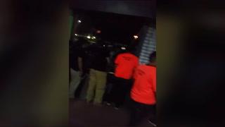 Disturbios durante concierto de Lary Over en Tegucigalpa