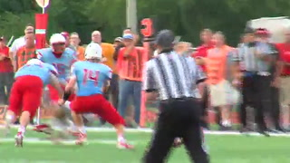 Webb City 27, Carl Junction 12