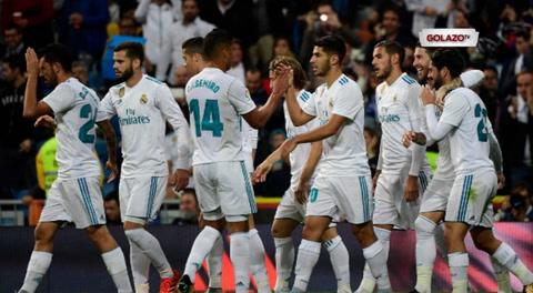 Real Madrid 3-0 Eibar (Liga Española 2017)