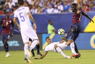 ¡GOOOL DE ESTADOS UNIDOS! Altidore pone el primer tanto sobre Costa Rica y está clasificando a la final de Copa Oro.