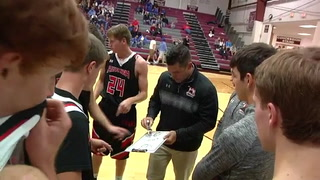 Aurora boys 42, Marshfield 40 F/OT
