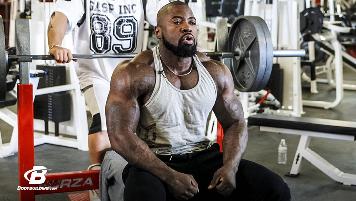 225 lbs for 210 Reps | Mike Rashid & Kris Gethin Iron Marathon