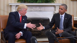 Obama's approval rating climbs; did outside factors play a role?