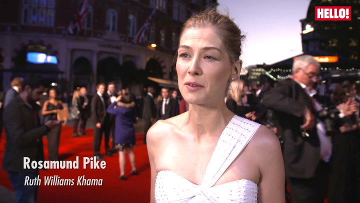A United Kingdom | Rosamund Pike and David Oyelowo on how their love conquered an empire