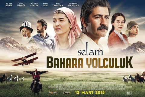 Selam BAHARA YOLCULUK filminin fragmanı yayınlandı