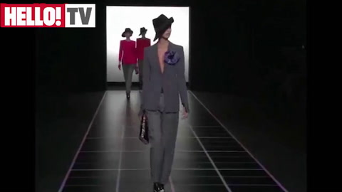 Milan Fashion Week: Giorgio Armani Autumn/Winter Collection