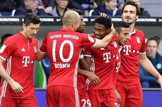 El Bayern Munich se corona pentacampeón en Alemania