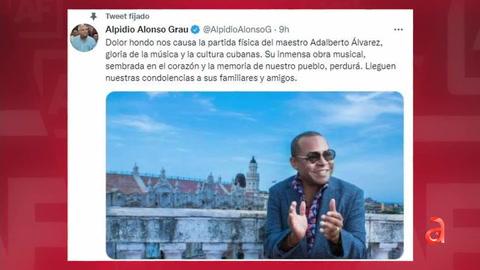Muere de Covid en Cuba Adalberto Alvarez, el Caballero del Son