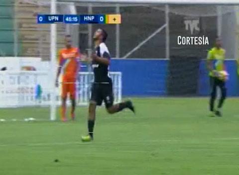 UPN 3 - 2 Honduras del Progreso (Liga Nacional de Honduras)