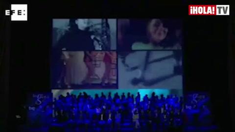 Concha Velasco recibe el Goya de Honor del cine español