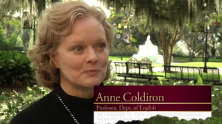 Florida State English Prof reads between historical lines