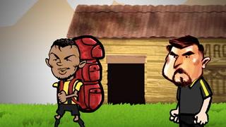 Diez-Cómics: Las dudas que rodearon a Mario Martínez de fichar por Alajuelense