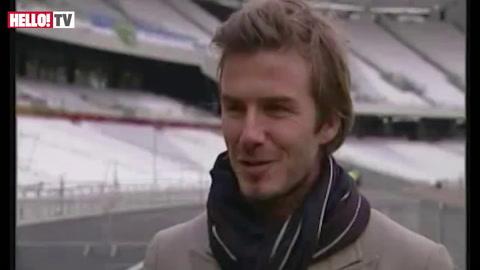 David Beckham \'confident England can host World Cup\'