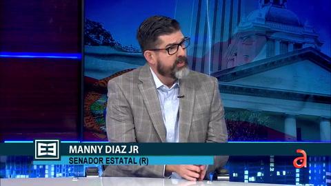Conversamos con el Senador Estatal Manny Díaz, Jr. sobre el fin del subsidio por desempleo y otros temas de interés para la comunidad del Sur de la Florida