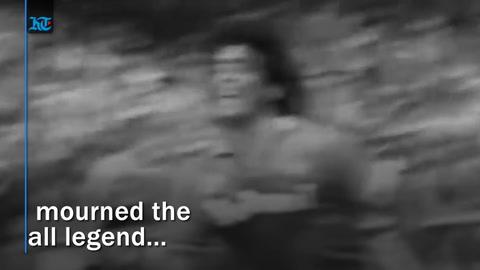 Video: Tributes pour in for football icon Maradona