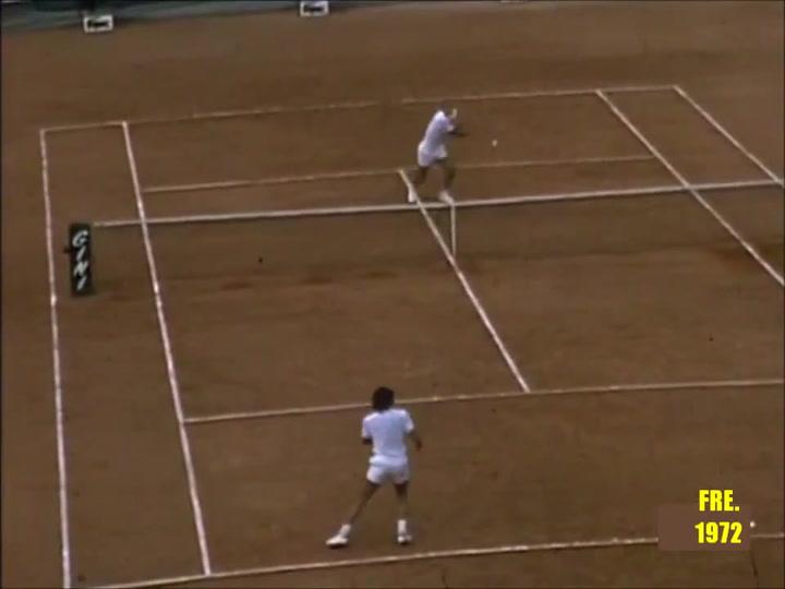 Fallece Andrés Gimeno, campeón de Roland Garros 1972 y finalista del Open de Australia 1969