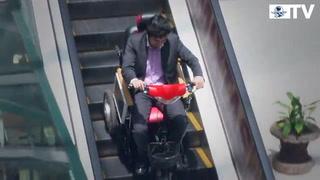 Mexicanos desarrollan silla de ruedas solar