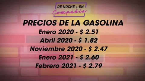 Por qué la gasolina subirá de precio en los próximos días?