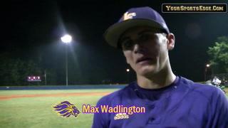 Wadlington on Leaving It On the Field