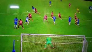 Champions: William pone al ganar al Chelsea 1-0 ante el Barcelona